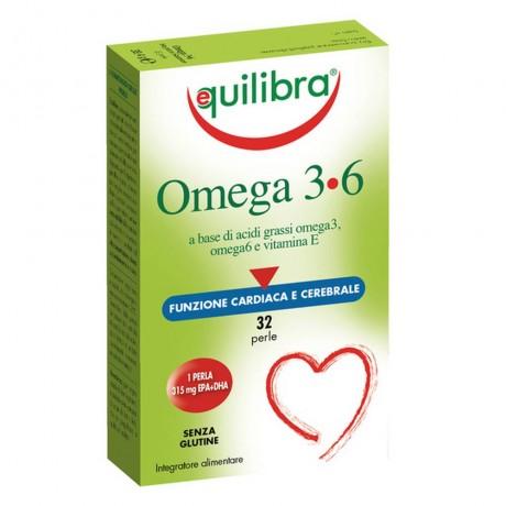 ОМЕГА 3-6,32 капсули
