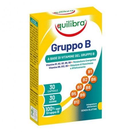 Витамин В комплекс, 30 капсули