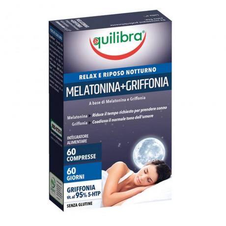 Мелатонин и Грифония, 60 таблетки