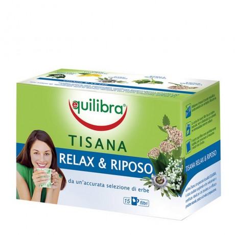 Релаксиращ чай, 15 филтър пакетчета