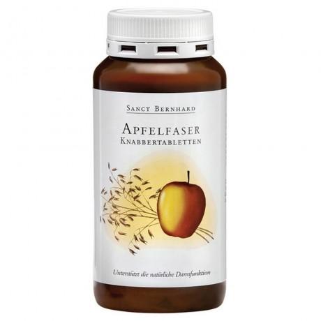 Ябълкови фибри, 55 таблетки за дъвчене