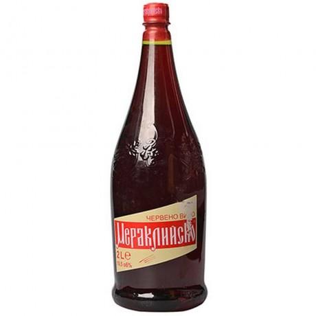 Червено вино Мераклийско Каберне 2 л 10,5%