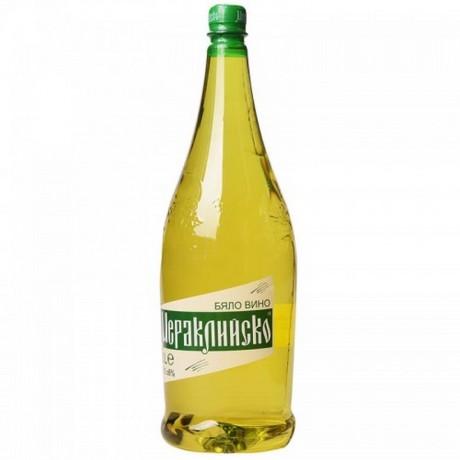 Бяло вино Мераклийско Мускат 2 л 10,5%