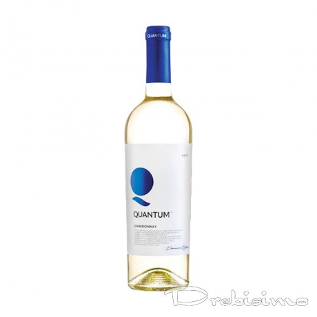 Бяло вино Quantum Шардоне 0,250 л 12,5%