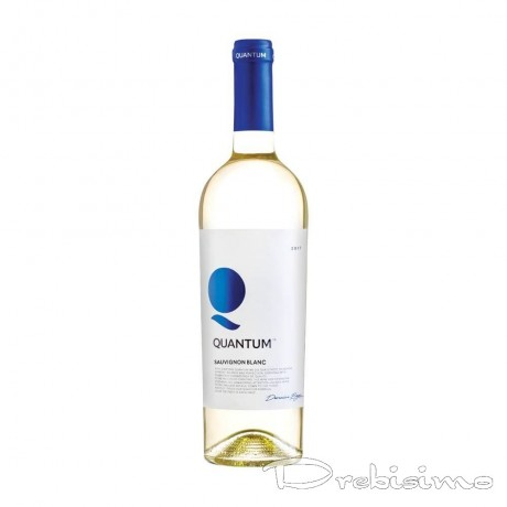 Бяло вино Quantum Совиньон Блан 0,375 л 12,5%
