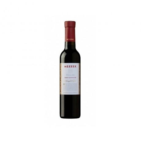 Червено вино Mezzek Каберне Совиньон 0,375 л 14,5%