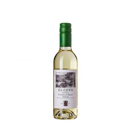 Бяло вино El Coto Blanco 0,375 л 12%