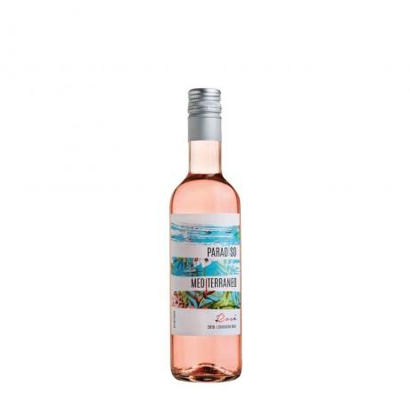 Розе Paradiso Mediterraneo 0,375 л 13,5%