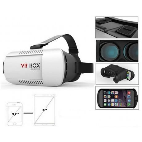 Виртуална реалност за смартфон с VR Box