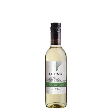 Бяло вино Chilensis Совиньон Блан 0,375 л 13,5%