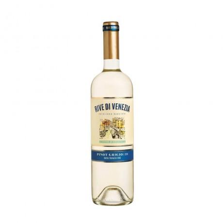 Бяло вино Rivi Di Venezia Пино Грижо 0,75 л 14%