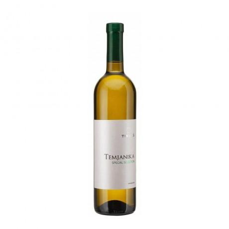 Бяло вино Tikves Tamjanika 0,75 л 12,5%
