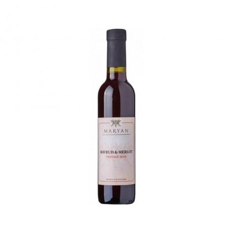 Купи Червено вино Maryan Мавруд и Мерло 0,375 л 13,5%
