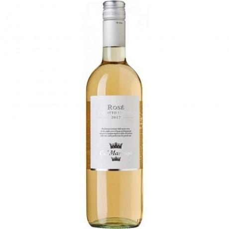 Розе Ca'Marengo Пино Гриджо 0,75 л 13,5%