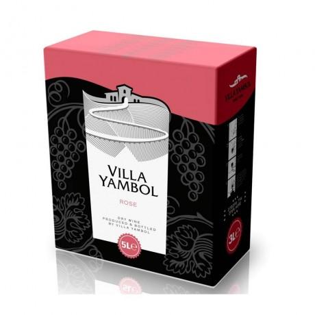 Розе Вила Ямбол 5 л 13,5%