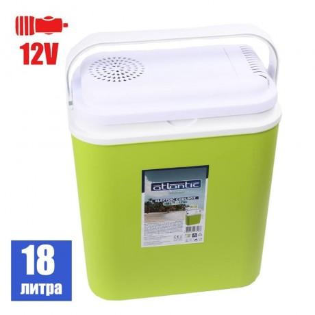 18 л активна хладилна термо кутия с дръжка на 12V ATLANTIC