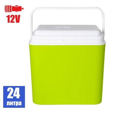24 л активна хладилна термо кутия с дръжка на 12V ATLANTIC
