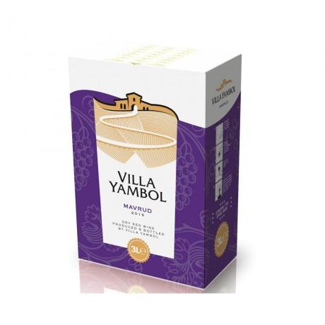 Вила Ямбол Мавруд 3 л