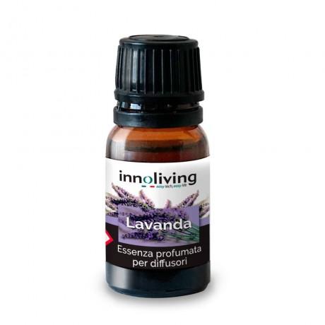 10 мл ароматно масло за арома дифузер ЛАВАНДУЛА от INNOLIVING