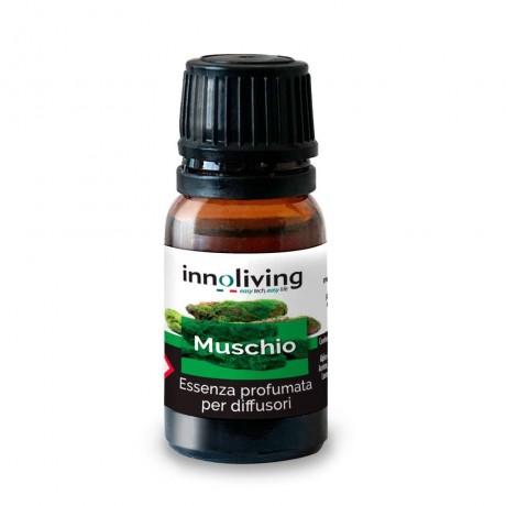 10 мл ароматно масло за арома дифузер МУСКУС от INNOLIVING
