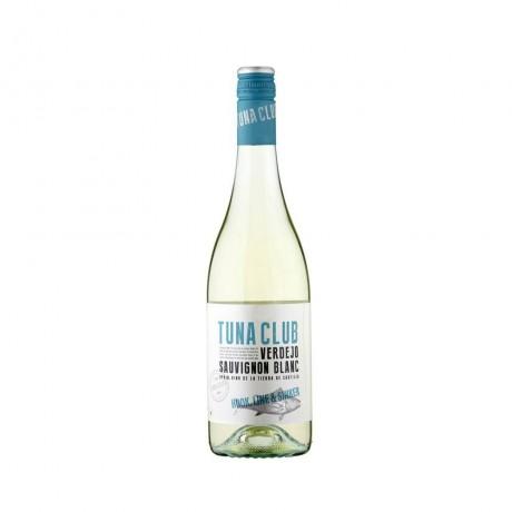 Бяло вино Tuna Club Вердехо и Совиньон Блан 0,75 л 13%