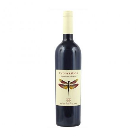 Червено вино Via Verde Expressions 0,75 л 14,5%