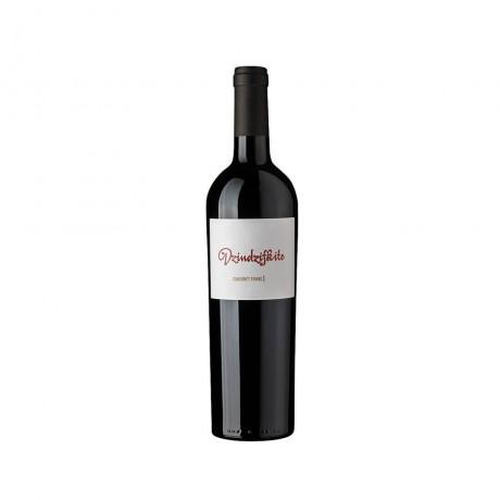 Червено вино Dzindzifkite Каберне Фран 0,75 л 14,5%