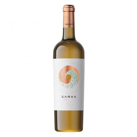 Драгомир Сарва Бяло Вино 0.75 л