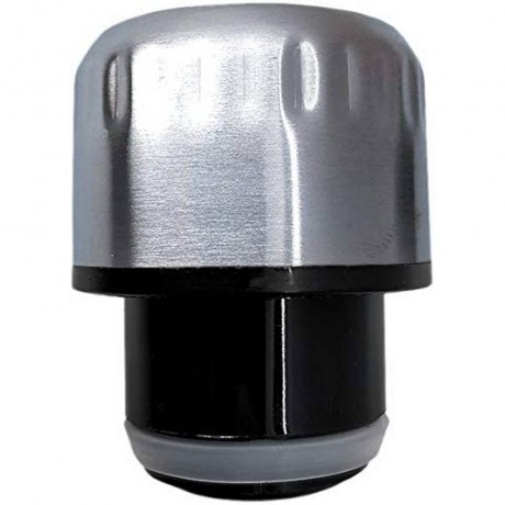 Иноксов цвят резервна капачка за термос от Nerthus
