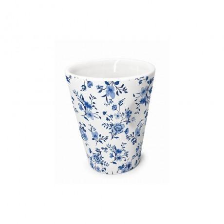 100 мл порцеланова чаша за еспресо FLORES от Nerthus
