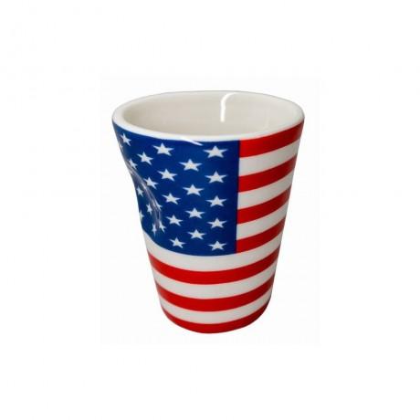 100 мл порцеланова чаша за еспресо USA от Nerthus