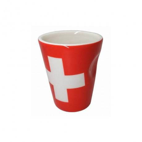103 мл порцеланова чаша за еспресо SWITZERLAND от Nerthus