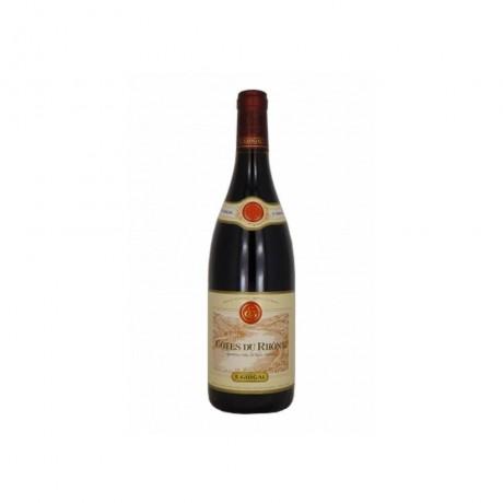 Червено вино Cotes du Rhone Rouge 0,75 л 13%