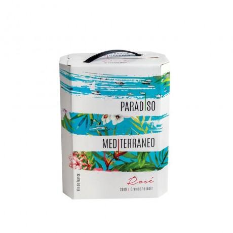 Парадисо Медитерано Розе 3 л
