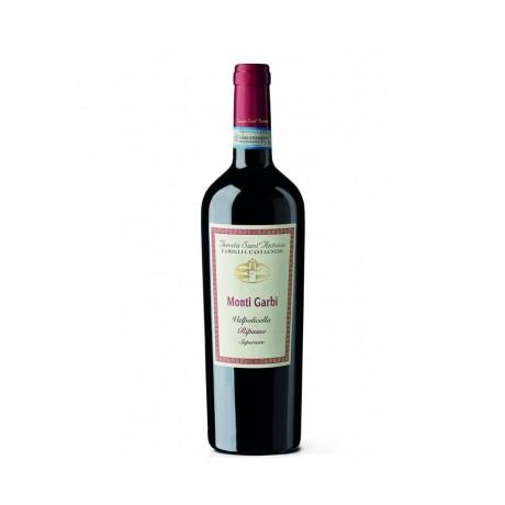 Червено вино Monti Garbi Valpolicella 0,75 л 14%