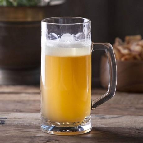 0,5 л стъклена халба за бира Hrastnik модел Berna