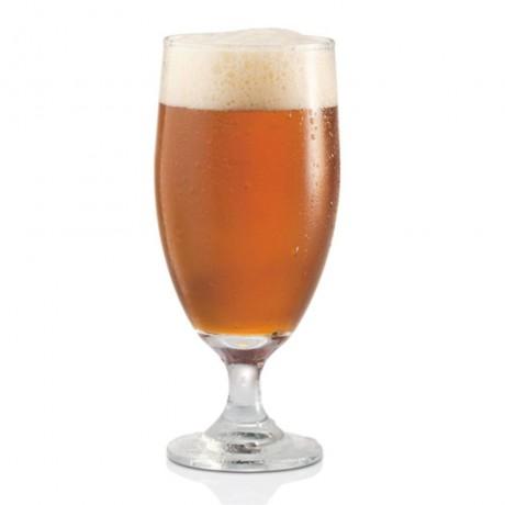 6 бр стъклени чаши за бира на столче по 0,5 л CRISTAR модел Toscana