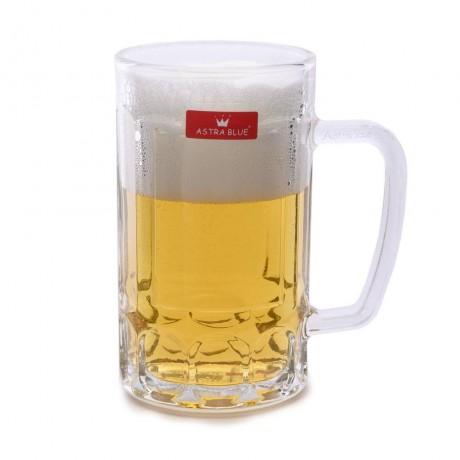 0,3 л масивна стъклена халба чаша за бира