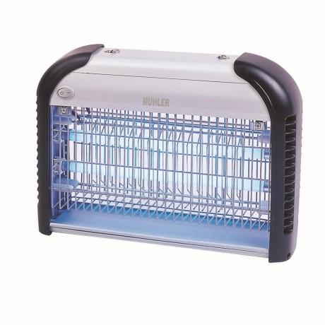 Електрическа инсектицидна лампа против насекоми 2х15 W марка MUHLER