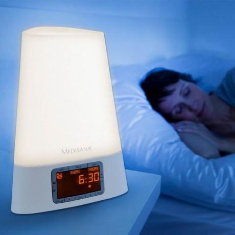 Симулатор на изгрев Medisana Wake-up Light