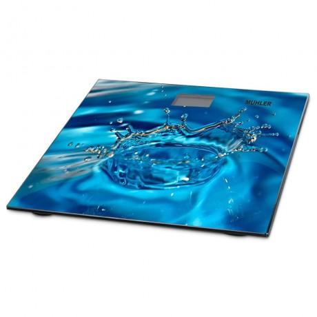 Везна Muhler MSC-3077 електронна, Water Drop