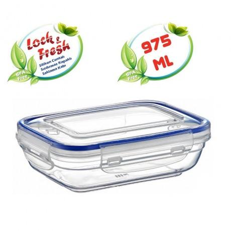 975 мл херметична кутия за храна Dunya