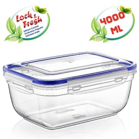 4 л херметична кутия за храна Dunya