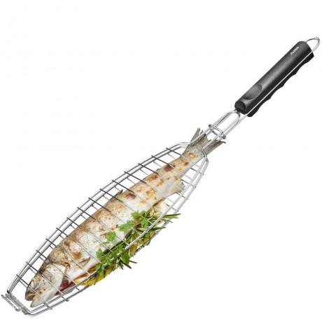 Решетка за риба GEFU от серия BBQ