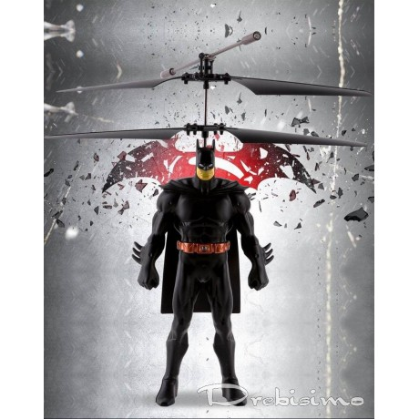 Летящ Батман - хеликоптер