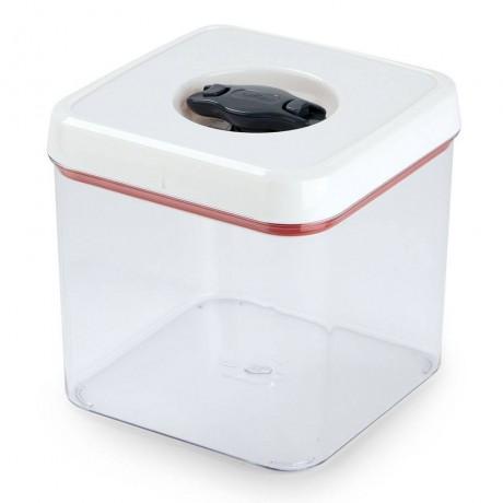 2,5 л квадратна кутия за храна с херметическо затваряне ZYLISS и серия TWIST SEAL