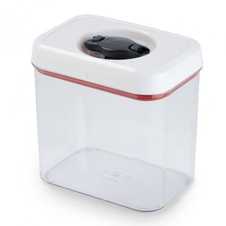 1,6 л правоъгълна кутия за храна с херметическо затваряне ZYLISS от серия TWIST SEAL