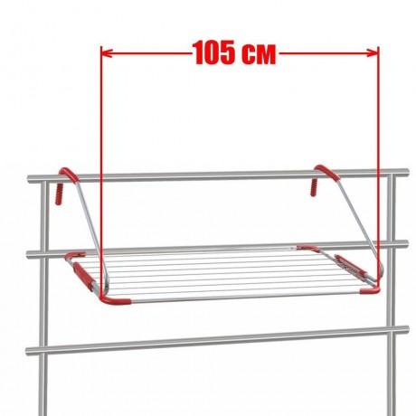 10 м голям простир за парапет на тераса или балкон GRANIT