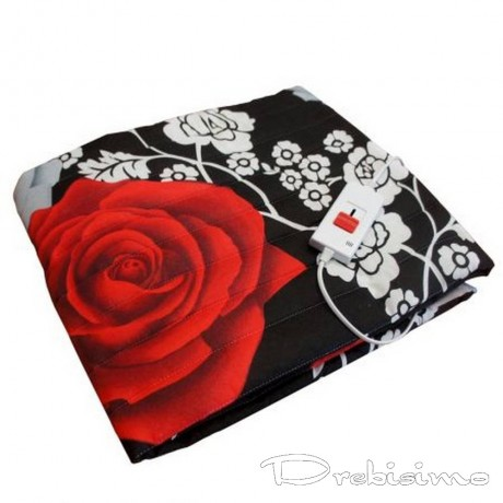 150 х 125 см електрическо одеяло Cardinella Lux