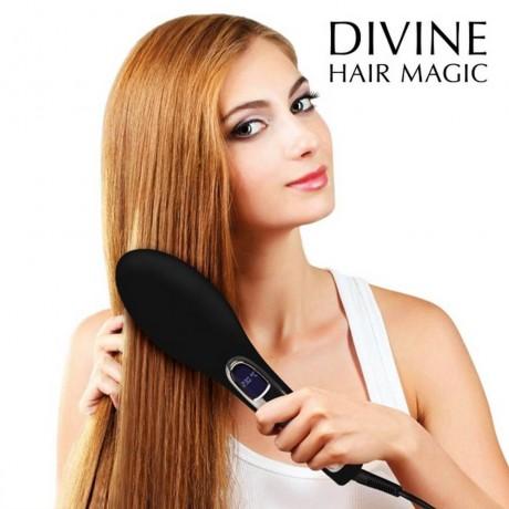 Ел. четка за изправяне на коса Brushture